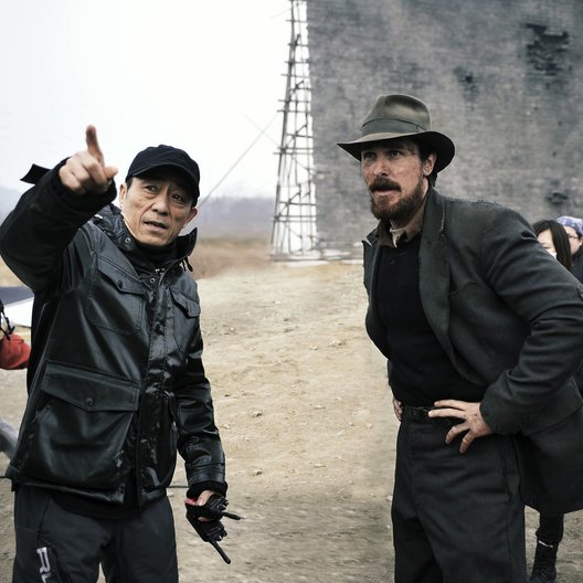 Heroes of Nanking / Zhang Yimou / Christian Bale / Flowers of War