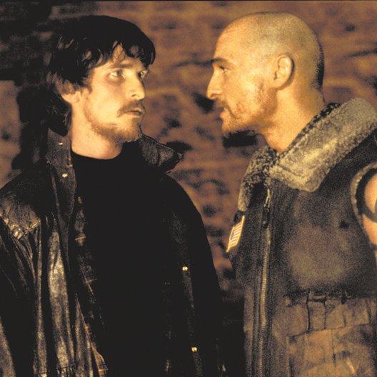 Herrschaft des Feuers, Die / Christian Bale / Matthew McConaughey Poster