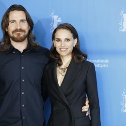 Natalie Portman / Christian Bale / 65. Internationale Filmfestspiele Berlin 2015 / Berlinale 2015 Poster