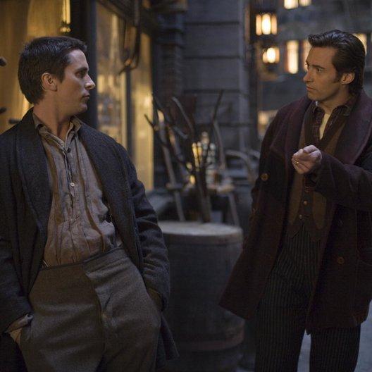 Prestige - Meister der Magie / Prestige, The / Christian Bale / Hugh Jackman