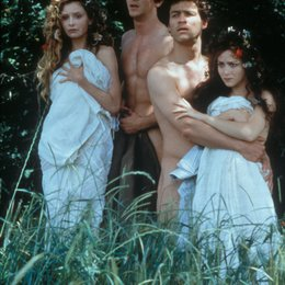 Sommernachtstraum, Ein / Calista Flockhart / Christian Bale / Dominic West / Anna Friel Poster