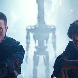 Terminator - Die Erlösung / Christian Bale / Anton Yelchin