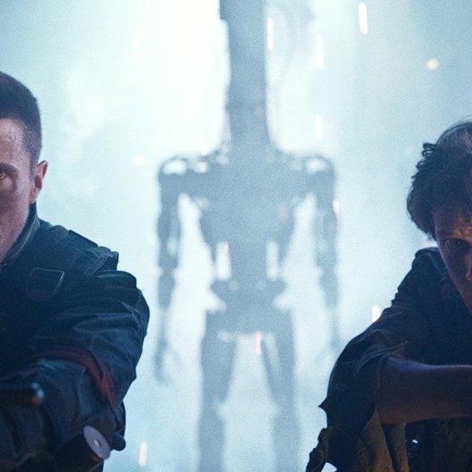 Terminator - Die Erlösung / Christian Bale / Anton Yelchin Poster