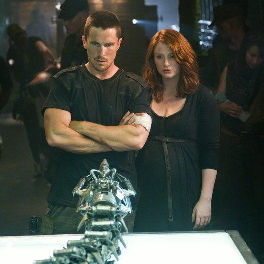 Terminator - Die Erlösung / Christian Bale / Bryce Dallas Howard Poster