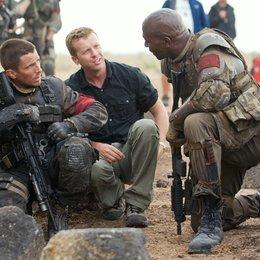 Terminator - Die Erlösung / Set / Christian Bale / McG