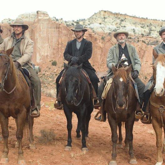 Todeszug nach Yuma / Alan Tudyk / Christian Bale / Russell Crowe / Peter Fonda / Lennie Loftin