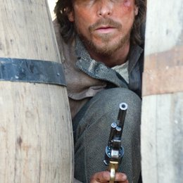 Todeszug nach Yuma / Christian Bale Poster