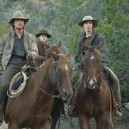 Todeszug nach Yuma / Christian Bale / Ben Petry / Logan Lerman Poster