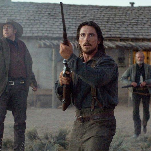 Todeszug nach Yuma / Kevin Durand / Christian Bale / Peter Fonda Poster