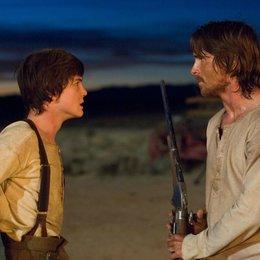 Todeszug nach Yuma / Logan Lerman / Christian Bale Poster