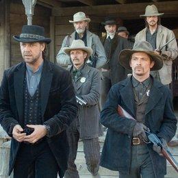 Todeszug nach Yuma / Russell Crowe / Luce Rains / Peter Fonda / Lennie Loftin / Chad Brummett / Christian Bale
