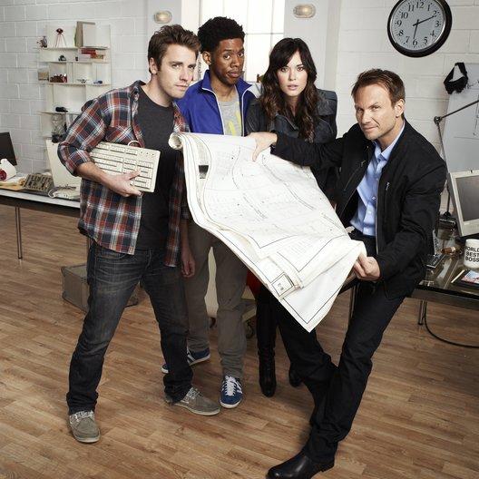 Breaking In / Bret Harrison / Christian Slater / Alphonso McAuley / Odette Annable Poster