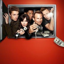 Breaking In / Bret Harrison / Michael Rosenbaum / Christian Slater / Alphonso McAuley / Odette Annable Poster