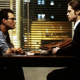 Interview mit einem Vampir / Christian Slater / Brad Pitt Poster