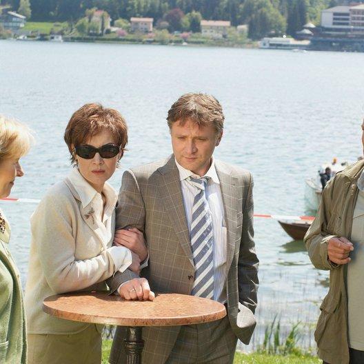 Agathe kann's nicht lassen: Die Tote im Bootshaus (ARD / ORF) / Ruth Drexel / Hans-Peter Korff