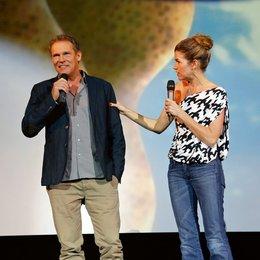Filmwoche München 2013 / Christian Tramitz und Anke Engelke