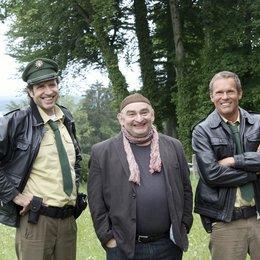 Hubert und Staller (1. Staffel, 16 Folgen) (MDR / BR) / Helmfried von Lüttichau / Sigi Zimmerschied / Christian Tramitz Poster