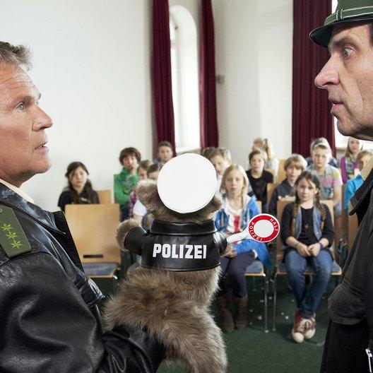 Hubert und Staller (2. Staffel, 16 Folgen) (MDR / BR) / Christian Tramitz / Helmfried von Lüttichau Poster