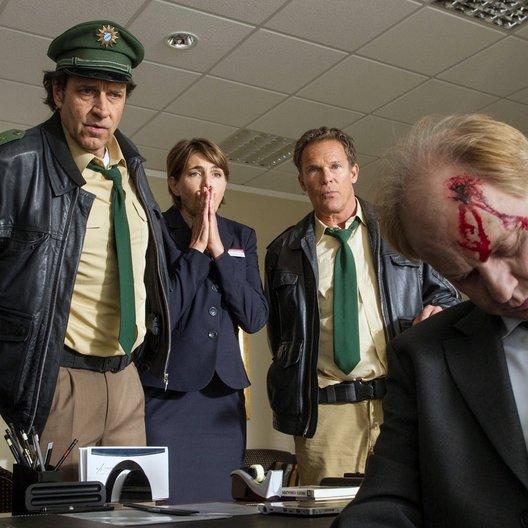 Hubert und Staller (4. Staffel, 16 Folgen) / Christian Tramitz / Helmfried von Lüttichau / Nicole Marischka Poster
