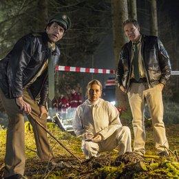Hubert und Staller: Die ins Gras beißen / Christian Tramitz / Helmfried von Lüttichau / Karin Thaler