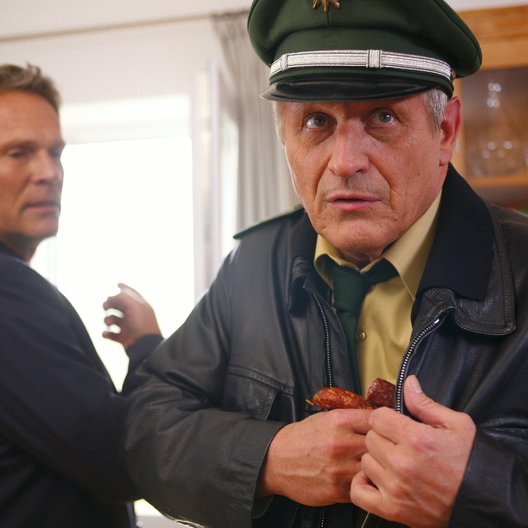 Klarer Fall für Bär: Gefährlicher Freundschaftsdienst (ZDF) / Hans Sigl / Konstantin Wecker / Sven Gielnik
