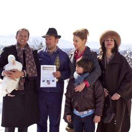 Rettet die Weihnachtsgans (Sat.1) / Christian Tramitz / August Schmölzer / Franziska Schlattner / Markus Krojer / Katharina Müller-Elmau Poster