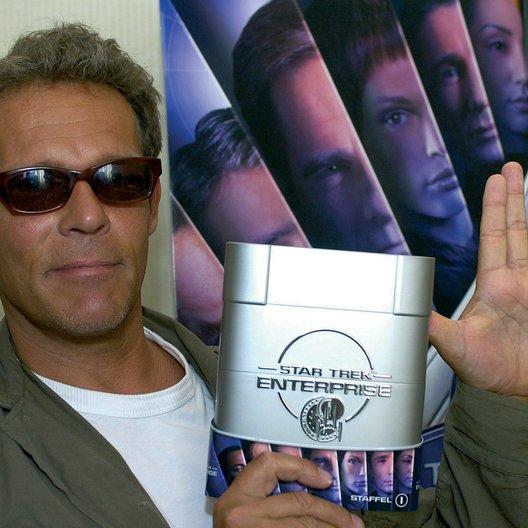 Tramitz, Christian / Star Trek Enterprise-DVD-Box Poster