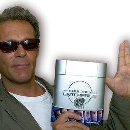 Tramitz, Christian / Star Trek Enterprise-DVD-Box - freigestellt Poster