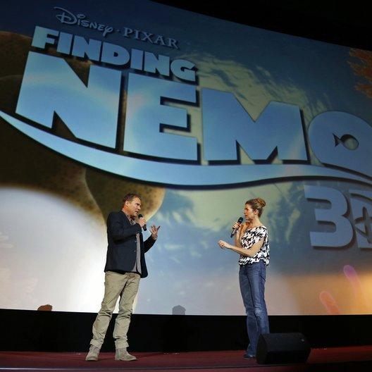 Walt Disney Studios Motion Pictures, Germany Trade Show im Rahmen der Münchner Filmwoche 2013 / Christian Tramitz und Anke Engelke