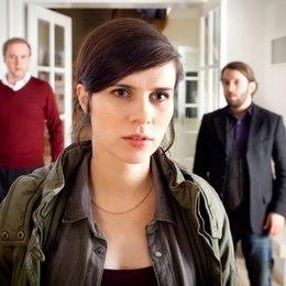 Tatort: Die fette Hoppe (MDR) / Christian Ulmen / Nora Tschirner / Stephan Grossmann Poster
