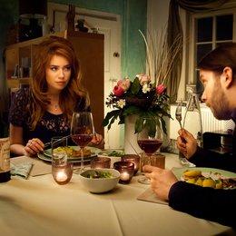 Tatort: Die fette Hoppe (MDR) / Christian Ulmen / Palina Rojinski Poster