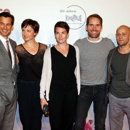 Florian David Fitz, Julia Koschitz, Victoria Mayer, Christian Zübert und Jürgen Vogel Poster