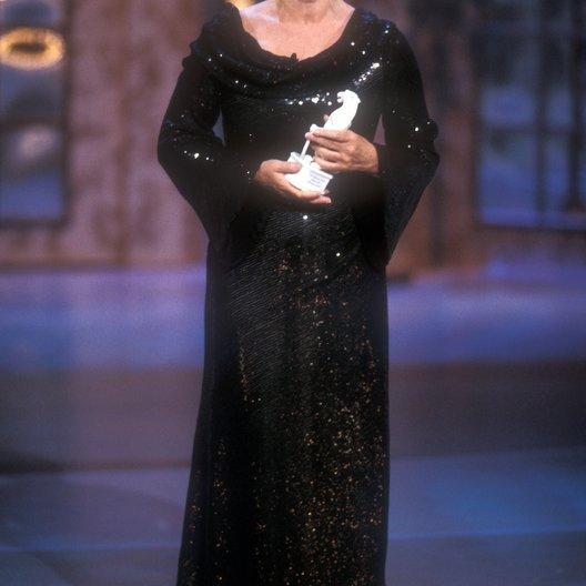 """13. Verleihung des Bayerischen Fernsehpreises 2001 """"Blaue Panther"""" / Christiane Hörbiger Poster"""