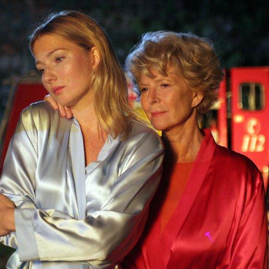 Frau im roten Kleid, Die (ARD) / Katja Studt / Christiane Hörbiger Poster