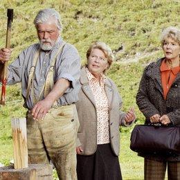 Zwei Ärzte sind einer zuviel: Der Schatz im Silbersee (ZDF) / Christiane Hörbiger / Christiane Blumhoff / Wolfram Kunkel Poster
