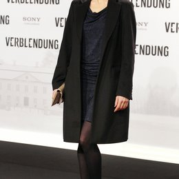 "Christiane Paul / Filmpremiere ""Verblendung"" Poster"