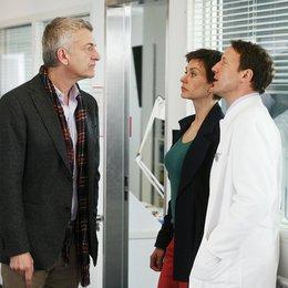 Doc und die Hexe: Nebenwirkungen, Der (ZDF) / Christiane Paul / Dominic Raacke / Wotan Wilke Möhring Poster