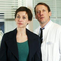 Doc und die Hexe: Nebenwirkungen, Der (ZDF) / Christiane Paul / Wotan Wilke Möhring Poster