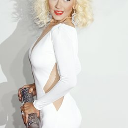 Aguilera, Christina / American Music Awards 2013, Los Angeles Poster