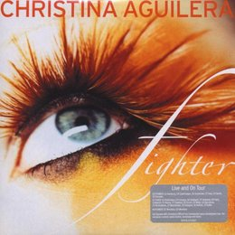 Aguilera, Christina / Fighter Poster