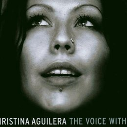 Aguilera, Christina: The Voice Within Poster