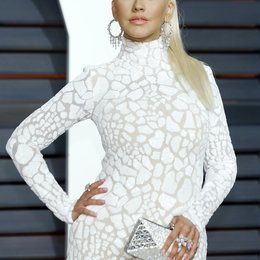 Aguilera, Christina / Vanity Fair Oscar Party 2015 Poster