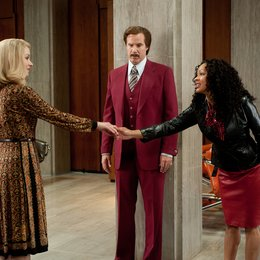Anchorman - Die Legende kehrt zurück / Christina Applegate / Will Ferrell