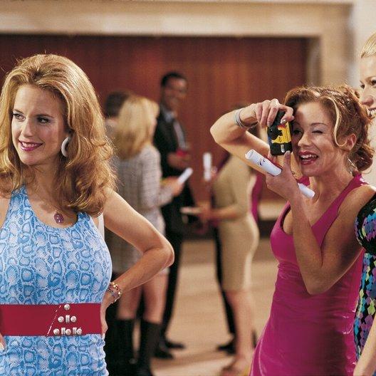 Flight Girls / Kelly Preston / Christina Applegate / Gwyneth Paltrow Poster