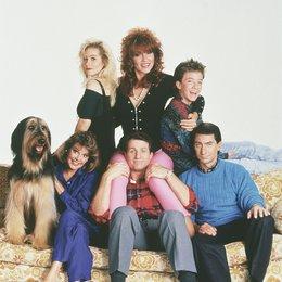 schrecklich nette Familie - Staffel 3, Eine / Christina Applegate / Katey Sagal / Ed O'Neill / David Faustino Poster
