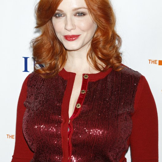 Christina Hendricks / Trevor Live - The Trevor Project / Trevor Hero Award Poster