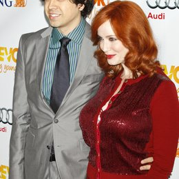 Geoffrey Arend / Christina Hendricks / Trevor Live - The Trevor Project / Trevor Hero Award Poster