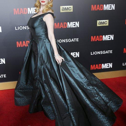 """Hendricks, Christina / AMC Celebration der finalen 7. Staffel von """"Mad Men"""", Los Angeles"""