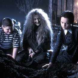 Addams Family in verrückter Tradition, Die / Christina Ricci / Jimmy Workman / Carol Kane Poster