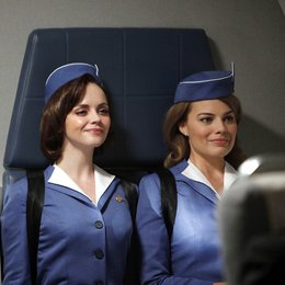 Pan Am / Margot Robbie / Christina Ricci Poster